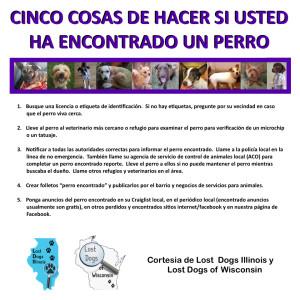 LDI+W-Spanish 5Things FOUND Flyer