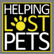 Helping Lost Pets Logo