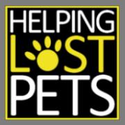 Helping Lost Pets Logo