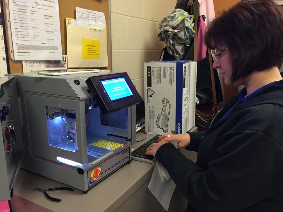Joliet ID machine 5.2015